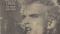 "Today's Guest: Billy Idol, rock star, ""White Wedding,"" ""Rebel Yell""   (I was first introduced to the music of Billy Idol by my then-roommate, photographer Dennis Osborne, in the early..."