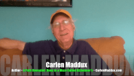 Today's Guest: Carlen Maddux, author, A Path Revealed: How Hope, Love, and Joy Found Us in a Maze Called Alzheimer's   Watch this exclusive Mr. Media interview with Carlen Maddux...