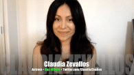 "Today's Guest: Claudia Zevallos, actress, ""Day of Days,"" ""A Better Place""   Watch this exclusive Mr. Media interview with Claudia Zevallos by clicking on the video player above!  Mr. Media..."