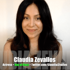 """<!-- AddThis Sharing Buttons above --><div class='at-above-post-homepage addthis_default_style addthis_toolbox at-wordpress-hide' data-url='http://mrmedia.com/2017/01/1299-peruvian-actress-claudia-zevallos-living-day-days-video-interview/'></div>Today's Guest: Claudia Zevallos, actress, """"Day of Days,"""" """"A Better Place""""  Watch this exclusive Mr. Media interview with Claudia Zevallos by clicking on the video player above! Mr. Media...<!-- AddThis Sharing Buttons below --><div class='at-below-post-homepage addthis_default_style addthis_toolbox at-wordpress-hide' data-url='http://mrmedia.com/2017/01/1299-peruvian-actress-claudia-zevallos-living-day-days-video-interview/'></div>"""