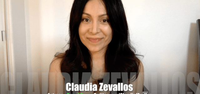 "<!-- AddThis Sharing Buttons above --><div class='at-above-post-homepage addthis_default_style addthis_toolbox at-wordpress-hide' data-title='1299 Peruvian actress Claudia Zevallos on living her Day of Days! VIDEO INTERVIEW' data-url='http://mrmedia.com/2017/01/1299-peruvian-actress-claudia-zevallos-living-day-days-video-interview/'></div>Today's Guest: Claudia Zevallos, actress, ""Day of Days,"" ""A Better Place""   Watch this exclusive Mr. Media interview with Claudia Zevallos by clicking on the video player above!  Mr. Media...<!-- AddThis Sharing Buttons below --><div class='at-below-post-homepage addthis_default_style addthis_toolbox at-wordpress-hide' data-title='1299 Peruvian actress Claudia Zevallos on living her Day of Days! VIDEO INTERVIEW' data-url='http://mrmedia.com/2017/01/1299-peruvian-actress-claudia-zevallos-living-day-days-video-interview/'></div>"
