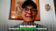 Today's Guest: Ritch Shydner, comedian, author, Kicking Through the Ashes: My Life as a Stand-up in the 1980s Comedy Boom     Watch this exclusive Mr. Media interview with Ritch...