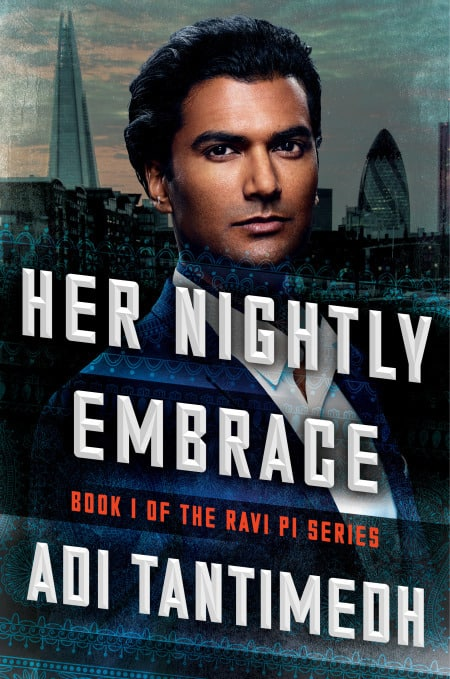 Her Nightly Embrace by Adi Tantimedh, Mr. Media Interviews