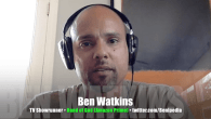 "Today's Guest: Ben Watkins, creator/showrunner, ""Hand of God,"" producer/writer, ""Burn Notice""   Watch this exclusive Mr. Media interview with Ben Watkins by clicking on the video player above!  Mr. Media..."