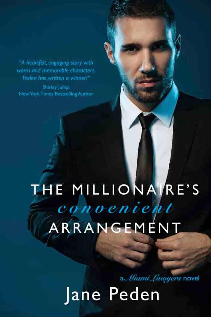 The Millionaire's Convenient Arrangement by Jane Peden, Mr. Media Interviews