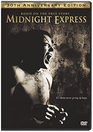 Midnight Express starring Brad Davis, based on the life of Billy Hayes, Mr. Media Interviews