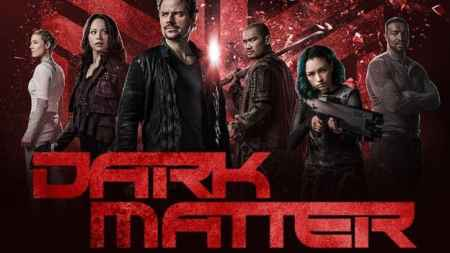 Dark Matter, co-created by Joseph Mallozzi, Mr. Media Interviews
