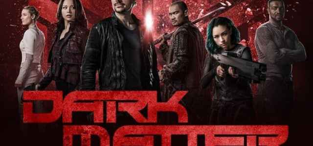 """Today's Guest: Joseph Mallozzi, co-creator, showrunner, """"Dark Matter""""   Watch this exclusive Mr. Media interview with Joseph Mallozzi by clicking on the video player above! Mr. Media is recorded..."""