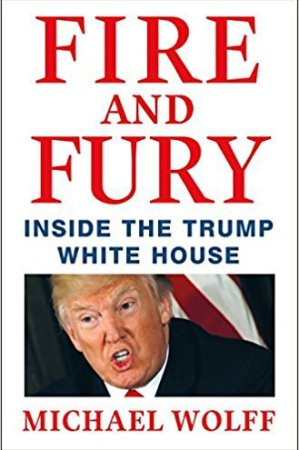 """Fire and Fury: Inside the Trump White House"" by Michael Wolff, Mr. Media Interviews"