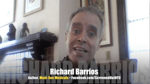 Richard Barrios, author, Must-See Musicals, Mr. Media Interviews