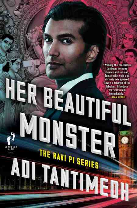 Her Beautiful Monster: The Ravi PI Series by Adi Tantimedh, Mr. Media Interviews