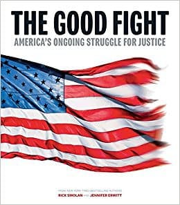 The Good Fight by Rick Smolan, Mr. Media Interviews