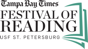 Mr. Media Books, 2014 Tampa Bay TImes Festival of Reading, USF-St. Petersburg campus