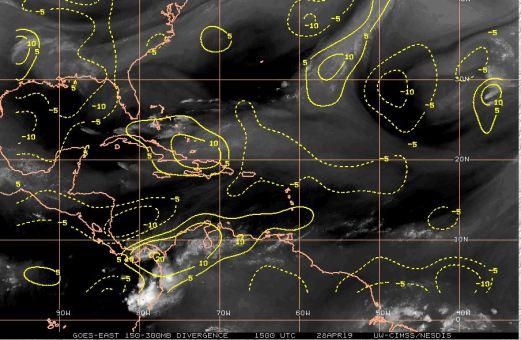 De fortes averses pourraient toucher plusieurs régions du pays aujourd'hui et demain 48
