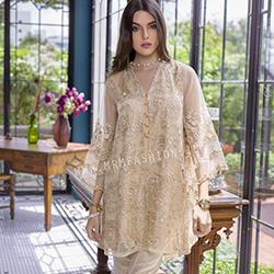 Azure Luxury Formals Unstitched Shirts - Original