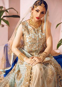 Maryum N Maria Shamrock Luxury Chiffon - Original