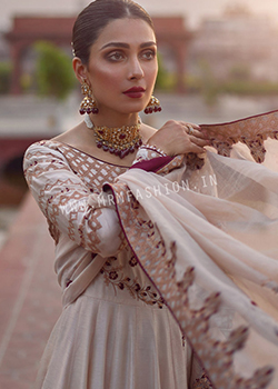 Raiza Wedding Collection By Qalamkar - Original