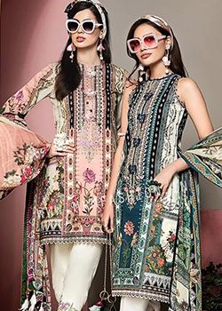 Viva Luxury Lawn Anaya By Kiran Chaudhry - Original