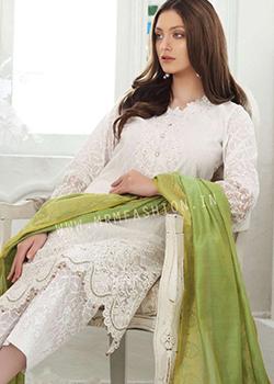 Alzohaib Premium Embroidered Lawn - Original