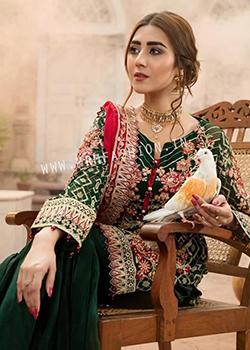 Wedding Edition By Zebaish - Adan's Libas - Original