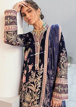 Afrozeh Naghma Luxury Velvet - Original