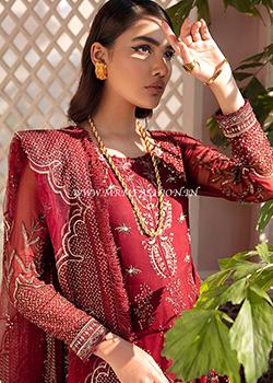 Afrozeh Nauratan Luxury Chiffon - Original