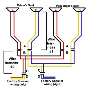 how to install a car stereo system wiring diagram how car audio system wiring diagram wiring diagram on how to install a car stereo system wiring