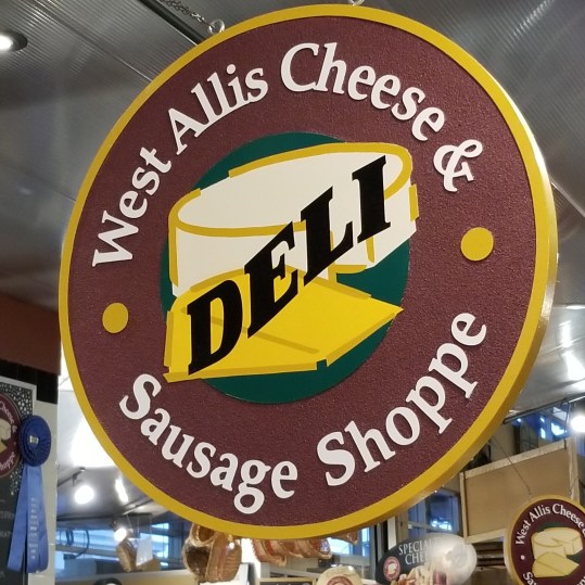 West Allise Cheese and Sausage at Milwaukee Public Market