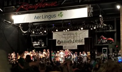 The Scattering at Milwaukee Irish Fest