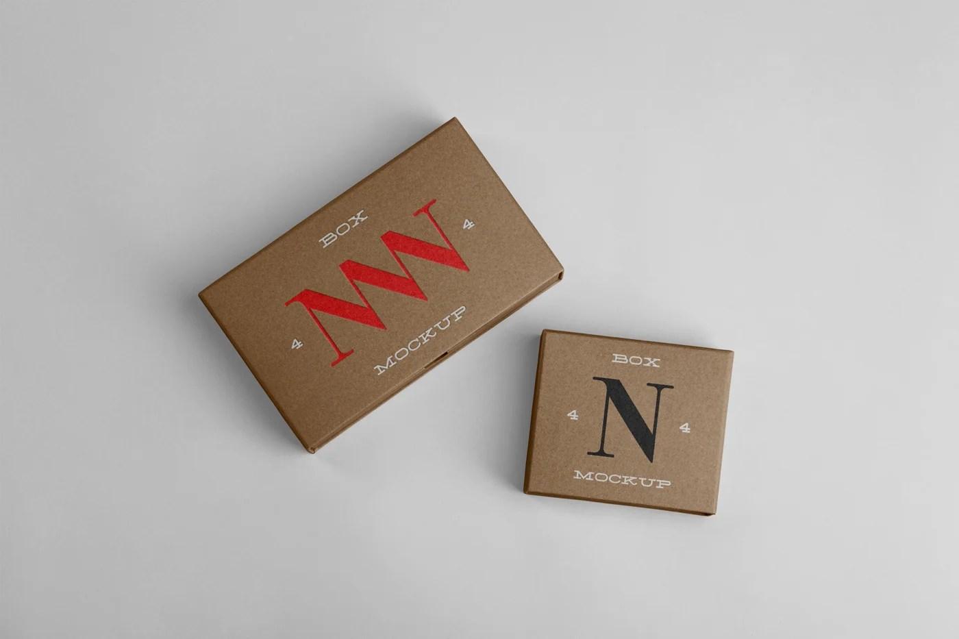 Mr.mockup build unique, clean and professional psd mockups. Paper Box Mockups Mr Mockup Graphic Design Freebies