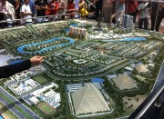 City Model Dubai planning