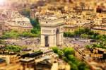 Paris Arc de Triomphe de l'Étoile