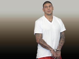 Aaron Hernandez on 23-Hour Lockdown for 30 Days (But He Has Street
