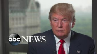 President Trump Sits with ABC News (FULL VIDEO)