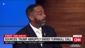 Mo'Kelly on CNN Re: Trump Calls to Australian Prime Minister, Mexican President and More (VIDEO)