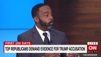 Mo'Kelly on CNN Re: Trump WireGate and GOP Healthcare Plan (VIDEO)