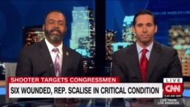 Mo'Kelly on CNN International – Scalise Baseball Shooting * Trump Obstruction Investigation (VIDEOS)