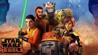 NerdCast #12 – Star Wars Rebels V. Star Trek: Discovery (Explicit AUDIO)