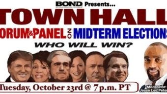 Mo'Kelly to Join Midterm Townhall Hosted by Jesse Lee Peterson October 23rd (Save the Date)