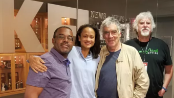 The Mo'Kelly Show – Elliott Gould, Anne-Marie Johnson and Richard Stellar with the Story of Chiune Sugihara (AUDIO)