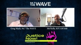 Mo'Kelly Interviewed by 94.7 The Wave Re: Voting in 2020 (LISTEN)