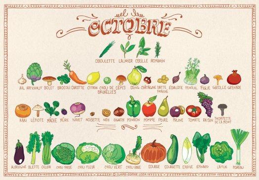 """Résultat de recherche d'images pour """"fruites et légumes de saison"""""""