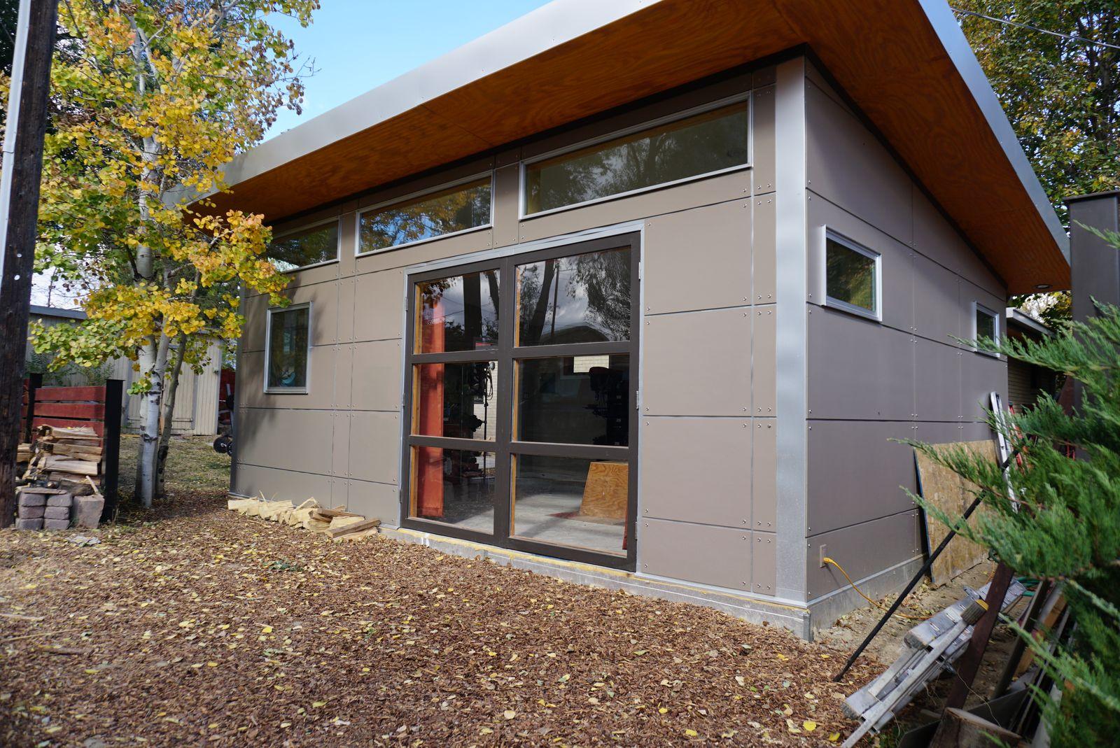 A DIY Case Study: Building A Fancypants Detached Studio