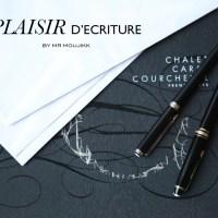 PLAISIR D'ECRITURE  | MONTBLANC