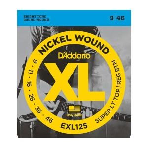 D'ADDARIO EXL-125