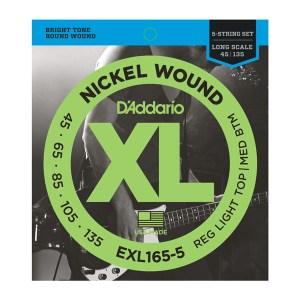 D'ADDARIO EXL-165-5