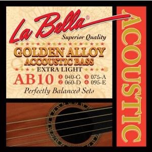 LA BELLA AB10 GOLDEN ALLOY