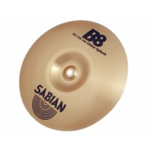 SABIAN 10″ B8X CHINA SPLASH