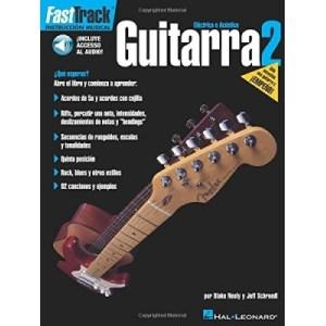 FastTrack Guitarra Vol.2