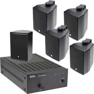 Instalación de Audio